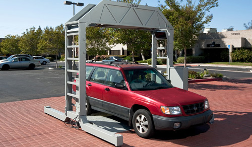 Vehicle-Screening-Equipment